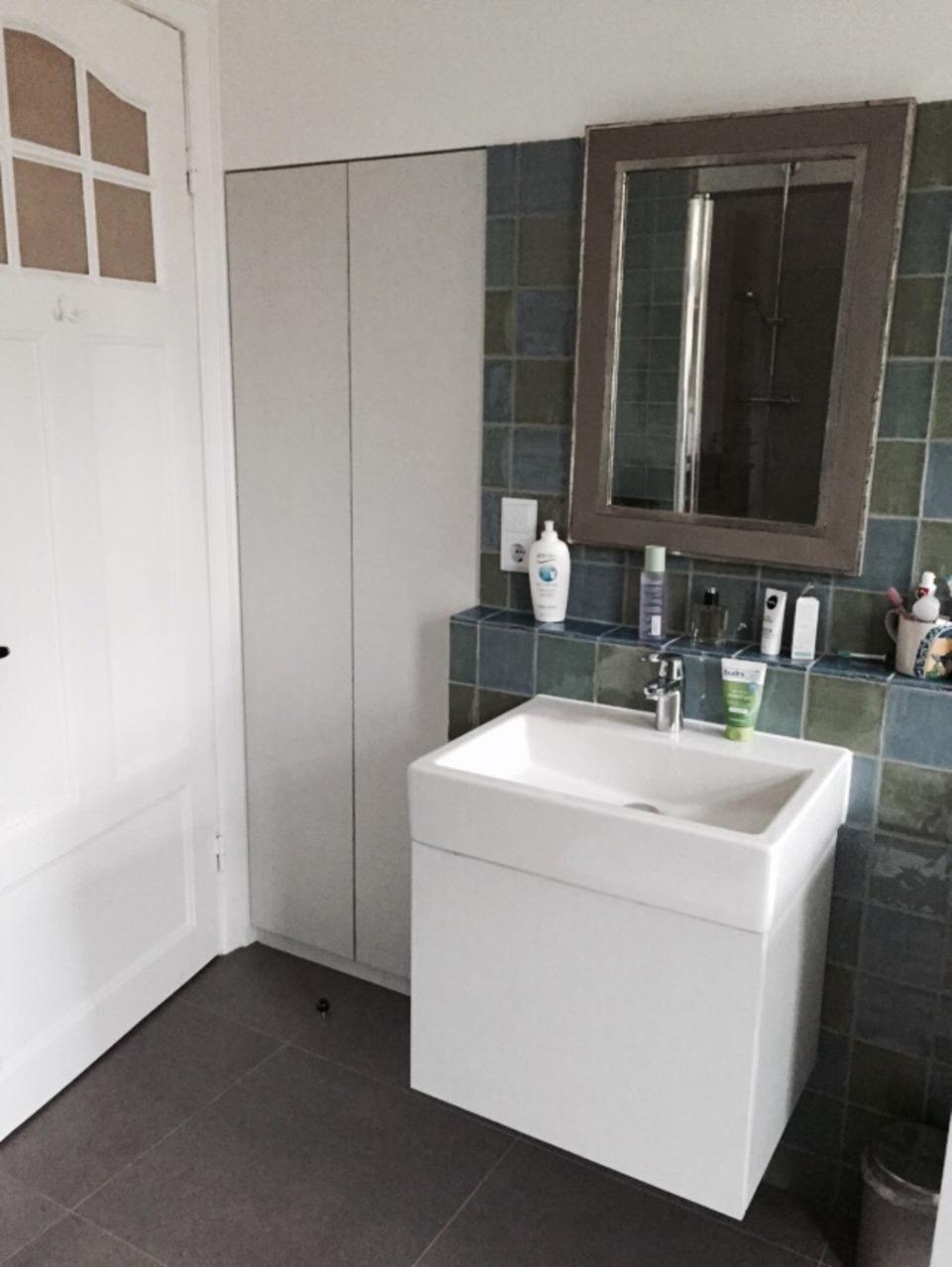 Gem tlich badezimmerunterschr nke ideen die besten for Massivholzmobel bochum